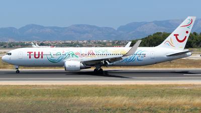 HB-JJF - Boeing 767-316(ER) - TUI (PrivatAir)