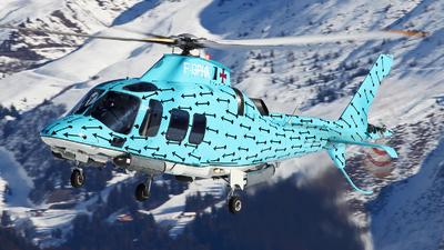 F-GPHA - Agusta-Westland AW-109SP - Skycam Hélicoptères