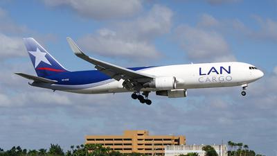 CC-CCZ - Boeing 767-383(ER) - LAN Cargo