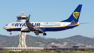 EI-DWX - Boeing 737-8AS - Ryanair