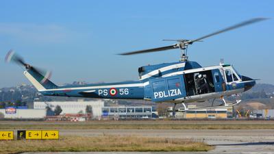 MM81638 - Bell 212 - Italy - Polizia di Stato
