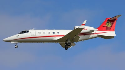 N50LD - Bombardier Learjet 60 - Private