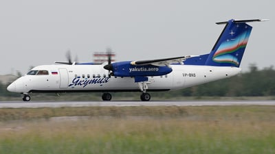 VP-BNS - Bombardier Dash 8-314 - Yakutia Airlines