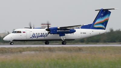 A picture of VPBNS - De Havilland Canada Dash 8300 - Yakutia Airlines - © ABW