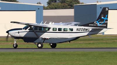 N208MG - Cessna 208B Grand Caravan EX - MAG Aerospace
