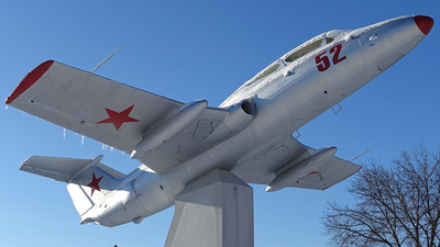 52 - Aero L-29 Delfin - Soviet Union - Air Force