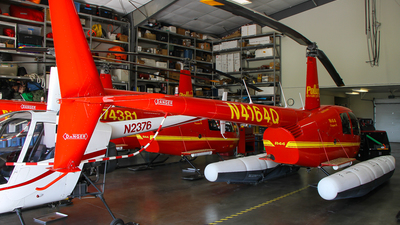A picture of N4164Q - Robinson R44 Raven II - [12232] - © C. v. Grinsven