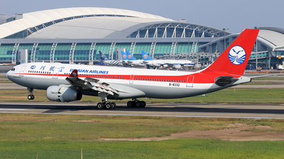 B-8332 - Airbus A330-243 - Sichuan Airlines