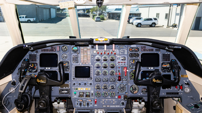 N107CV - Dassault Falcon 50 - Private