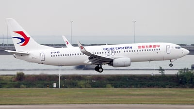 B-1449 - Boeing 737-89P - China Eastern Airlines