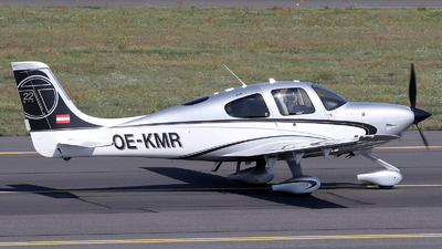 OE-KMR - Cirrus SR22-GTS Turbo - Private