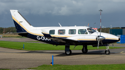 G-OUCP - Piper PA-31-310 Navajo C - 2 Excel Aviation