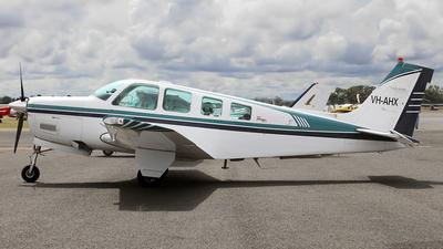 VH-AHX - Beech A36 Bonanza - Private
