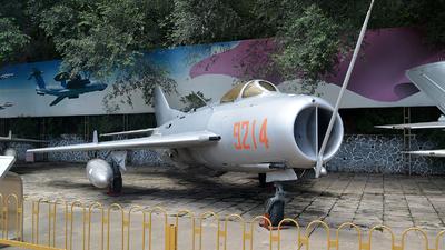 9214 - Shenyang J-6 - China - Air Force