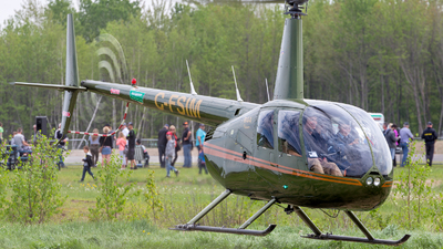 C-FSIM - Robinson R44 Raven - Air Spray