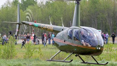 A picture of CFSIM - Robinson R44 Raven - [1000] - © HA-KLS