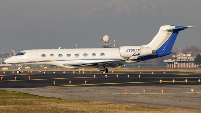N656TT - Gulfstream G650ER - Private