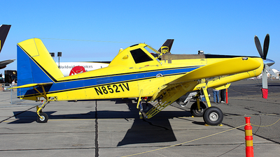 N8521V - Air Tractor AT-602 - Farm Air Flying Service