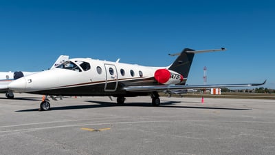 N473FL - Raytheon Hawker 400XP - Flight Options