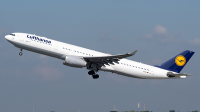 D-AIKJ - Airbus A330-343 - Lufthansa