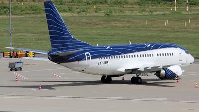 A picture of LYJMS - Boeing 737522 -  - © Christian Schürmann