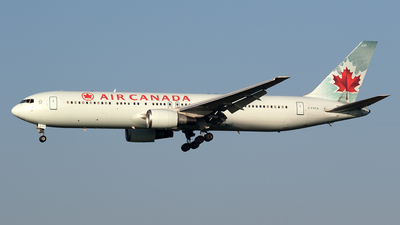 C-FXCA - Boeing 767-375(ER) - Air Canada