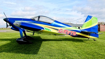 G-RVTB - Vans RV-7 - Fun Air