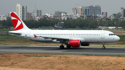 OK-MEJ - Airbus A320-214 - CSA Czech Airlines