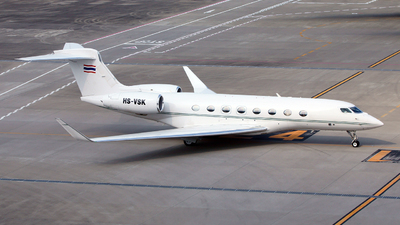 HS-VSK - Gulfstream G650 - Private