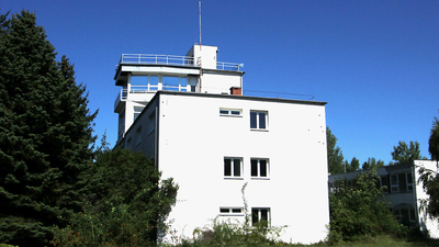 LHSA - Airport - Control Tower