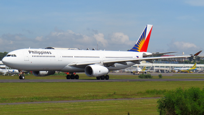 RP-C8765 - Airbus A330-343 - Philippine Airlines