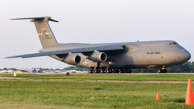 86-0015 - Lockheed C-5M Super Galaxy - United States - US Air Force (USAF)