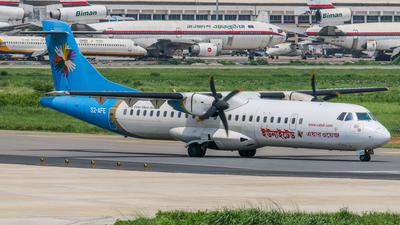 S2-AFE - ATR 72-212 - United Airways