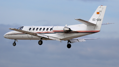 EC-GOV - Cessna 560 Citation Ultra - Executive Airlines