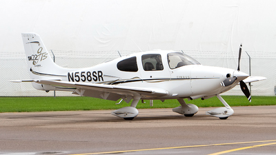 N558SR - Cirrus SR22-GTS Turbo - Private