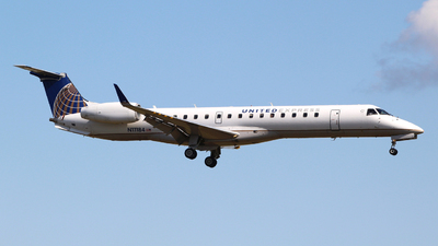 N11184 - Embraer ERJ-145XR - United Express (ExpressJet Airlines)