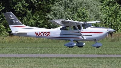 N470P - Cessna 182T Skylane - Private