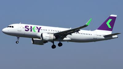 CC-AZK - Airbus A320-251N - Sky Airline