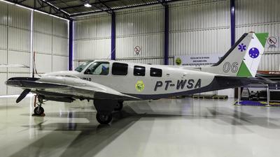 PT-WSA - Beechcraft 58 Baron - Brazil - Government of Parana