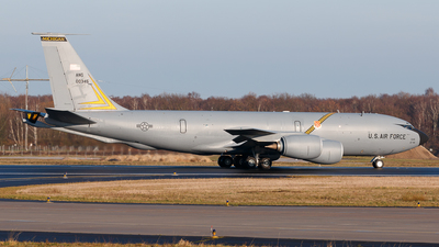 60-0345 - Boeing KC-135T Stratotanker - United States - US Air Force (USAF)