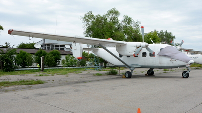 UP-A2808 - Antonov An-28 - East Wing