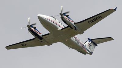 RA-02800 - Beechcraft B300 King Air 350i - Russia - State Enterprise for Air Traffic Servicing (Ukraerorukh)