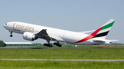 A6-EFM - Boeing 777-F1H - Emirates SkyCargo