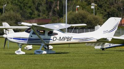 D-MPBF - TL Ultralight TL-3000 Sirius - Flugschule Michael Bergmann
