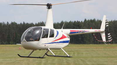 SP-GST - Robinson R44 Raven II - Private