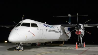 A picture of CGPWE - De Havilland Canada Dash 8400 - WestJet - © Bharath Manvi