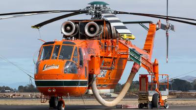 N957AC - Sikorsky S-64E Skycrane - Erickson Air-Crane