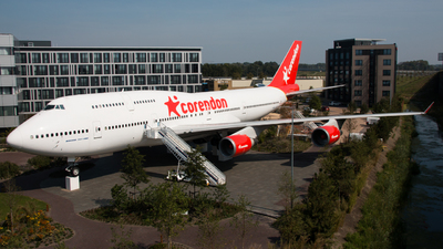 PH-BFB - Boeing 747-406 - Corendon Dutch Airlines
