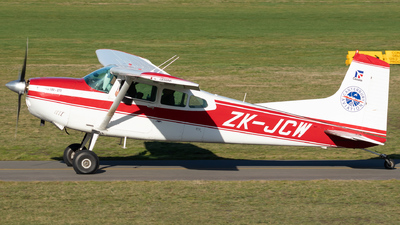 ZK-JCW - Cessna 180 Skywagon - Canterbury Aviation