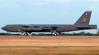 61-0028 - Boeing B-52H Stratofortress - United States - US Air Force (USAF)